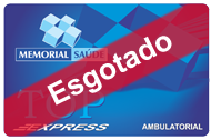 Carteirinha Express Ambulatorial - Esgotado